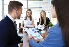 Group of business people Stock Images