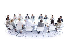 Group of Business People Meeting Concept Royalty Free Stock Photography