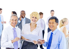 Group of Business People Meeting Concepts Stock Photos