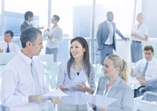 Group Business People Meeting Conference Concept Stock Photo