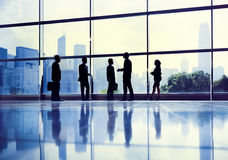 Group of Business People Meeting Discussion Concept.  Stock Photography