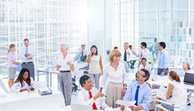 Group Business People Meeting Office Concept Royalty Free Stock Images