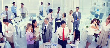 Group Business People Meeting Office Concept Stock Photography