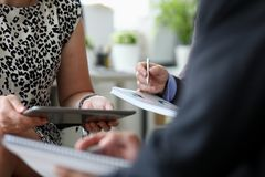 Group business people meeting in office. royalty free stock photos