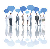 Group Business People Meeting Seminar Concept Stock Photo