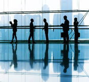 Group of Business People the Office. Group of business people in the office Royalty Free Stock Images