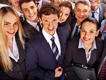 Group business people in office. Stock Images