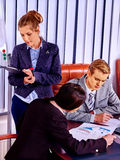 Group business people in office Stock Photo