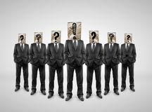 Group business people Royalty Free Stock Photography
