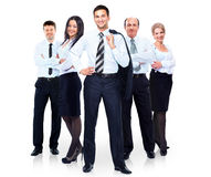 Group of business people team. Stock Photo