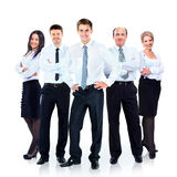Group of business people team Stock Photography