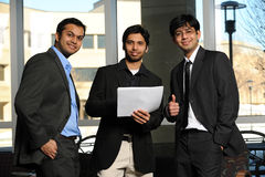 Group of Businessmen Royalty Free Stock Photography