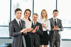 A group of businessmen Royalty Free Stock Images