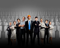 Group of businesspeople Stock Photos