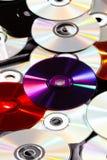 Group of CDs Stock Photos