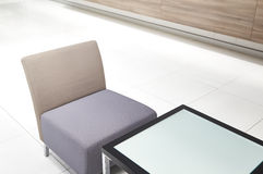 Group of chairs Royalty Free Stock Image