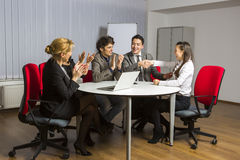 New business partner Stock Photos