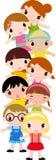 Group of children Stock Photo