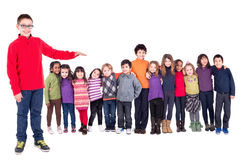 Group of children Stock Photos