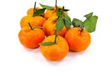 Group of Chinese orange Stock Photo