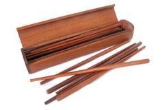 Group of chopsticks Royalty Free Stock Image