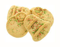 Group of Christmas cookies Stock Photo