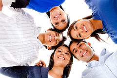 Group of close friends Royalty Free Stock Image