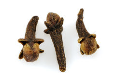 Group of cloves Royalty Free Stock Image