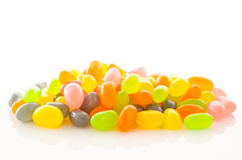 Group of colored candys. Royalty Free Stock Images