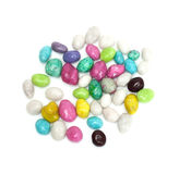 Group of colored sweet candies Royalty Free Stock Image