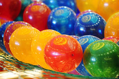 Group of colourful Balloons Royalty Free Stock Photos