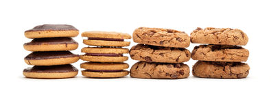 Group of cookies Stock Photography