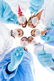 Group of dentists Stock Images