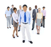 Group of Diverse Business People Royalty Free Stock Photography