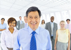 Group of Diverse Business People Stock Photo