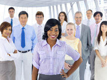 Group of Diverse Business People Royalty Free Stock Photos
