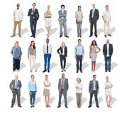 Group of Diverse Multiethnic Business People Royalty Free Stock Photography