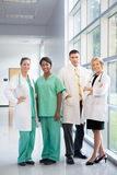 Group of doctors and nurses Royalty Free Stock Image