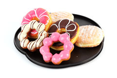 Group of donut Stock Photos