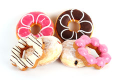 Group of donut Stock Photo