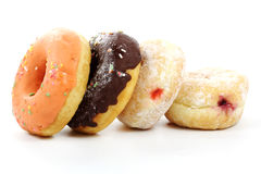 Group of doughnut Royalty Free Stock Images
