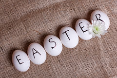 Easter backgroung Royalty Free Stock Photography