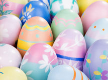Group of Easter Eggs Royalty Free Stock Photography