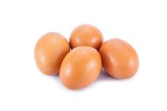 Group eggs Stock Photo
