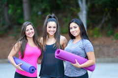 Group Fitness Workout Stock Photos
