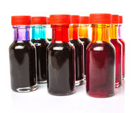 A Group of Food Color Additives II Stock Images