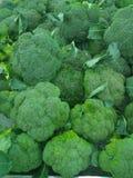 Group of fresh broccoli Royalty Free Stock Image