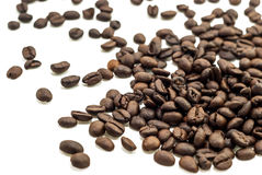 Group of Fresh Coffee Royalty Free Stock Photo