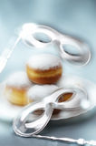 Group of fresh donuts Royalty Free Stock Photography