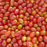 Group of fresh red cherry tomatoes. Close up to Group of fresh red cherry tomatoes Royalty Free Stock Photos
